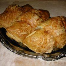 Sajtos Croissant, Virslis Croissant