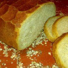 Teljes kiőrlésű kenyér 750g, 500g